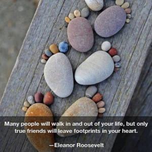 Footprints in my heart :))