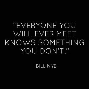 Bill Nye quote