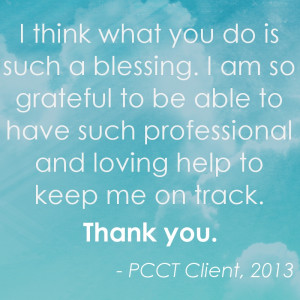 Words from Our Clients « Pastoral Counseling Centers of Tennessee