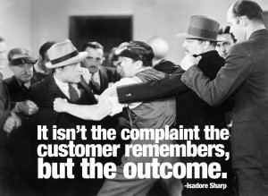 happens to marketing, advertising, or the social media world customer ...
