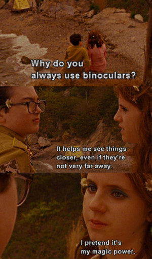 watched Moonrise Kingdom with Allegra and Ashley.