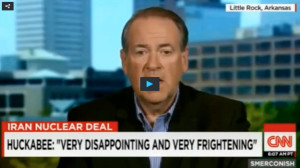 Huckabee Quotes Blogger: There Have Been More Sanctions On Indiana ...