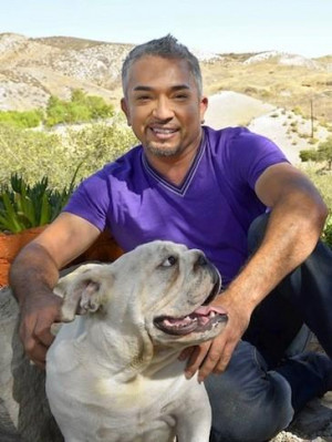 Questions: 'Dog Whisperer' Cesar Millan stays fit as leader of pack