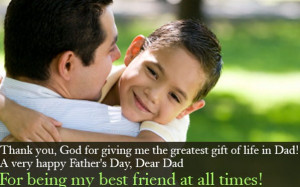 Happy Father's Day To My Son Quotes