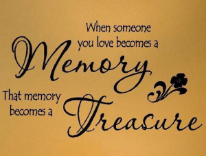 Memory and forgetfulness are as life and death to one another. To live ...