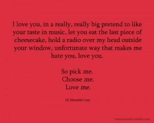 Love me... - quotes Photo