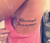 Tattoo Quotes About Overing
