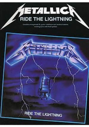 Metallica:Ride The Lightning (Partition)
