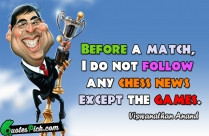 In Chess Knowledge Is Very Quote by Viswanathan Anand