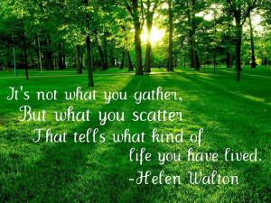 Helen Walton wisdom