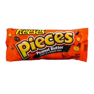 Reese Pieces Candy Peanut Butter