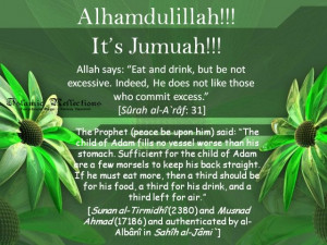 IMPORTANCE OF JUMMAH PRAYER