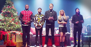 Pentatonix a cappella group will give you the Christmas jitters with ...