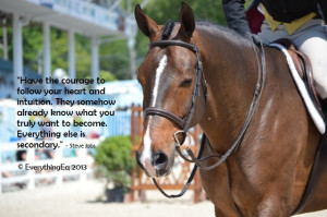 Equestrian Inspiration...