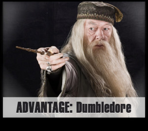 The Wizard Duel to End All Wizard Duels: Gandalf vs Dumbledore