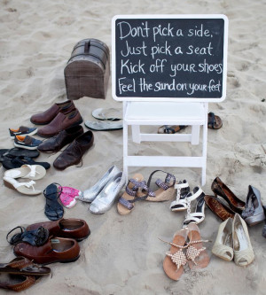 Our Outer Banks Beach Wedding: A Photo-filled Recap of Our DIY Dream ...