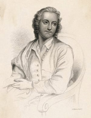 thomas gray pictures and photos back to poet page thomas gray 1716 ...