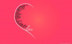 love is given to you who are kasmaran or hit by a feeling of love
