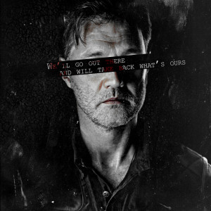 The Walking Dead The Governor