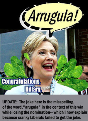 """from this entry, """" HILLARY WINS PENNSYLVANIA, OBAMA'S WAFFLES DON ..."""