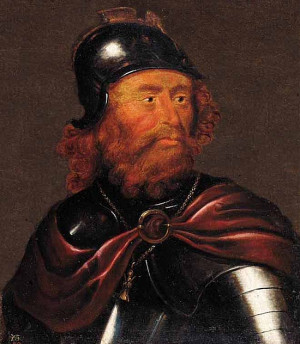 Robert the Bruce (1274 - 1329) ~ Quote of the Day