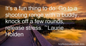 Top Quotes About Release Stress