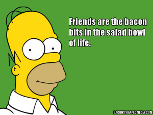 homer simpson bacon quotes 4
