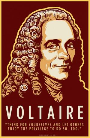 Voltaire Famous Quotes