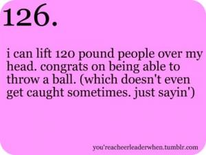Funny Cheerleading Quotes Tumblr