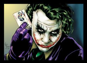 Imágenes del Guason (Joker)   Batman:The Dark Night