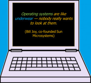 Computer Operating System Windows 7