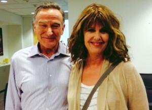 The Crazy Ones Robin Williams Pam Dawber