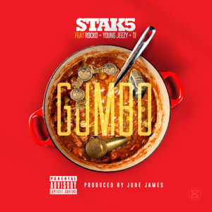 NBA player Stephen Jackson is recording music under the name Stak5. He ...