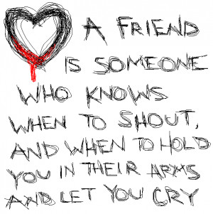 Meaningful Quotes About Friendship