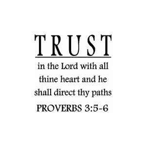 Inspirational Wall Quotes, Christian Wall Sayings, Religious and ...