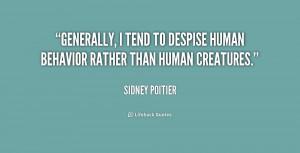 Human Behavior Quotes