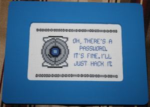 Wheatley Stitched Quote