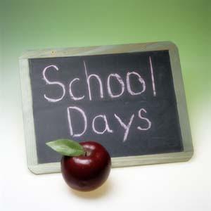 School Days, School Days, Good Old Golden Rule Days!