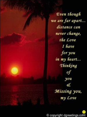 Thinking of you and missing you quotes