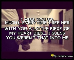 miss you quotes and sayings for her