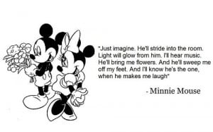 Minnie Mouse Tumblr Quotes
