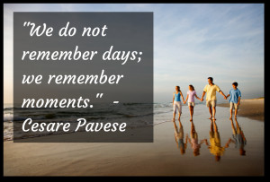 family vacation quote & ideas