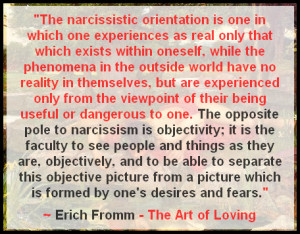 Funny Quotes About Narcissistic People