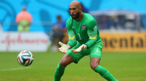 TIM HOWARD 16 SAVES NOT ENOUGH IN 2-1 OT LOST TO BELGIUM