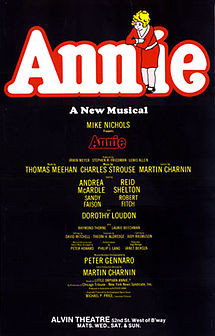 Annie Musical Sheet Music