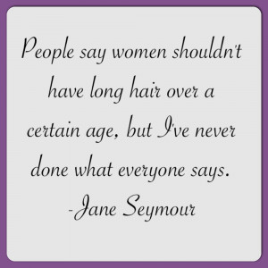 long hair quotes