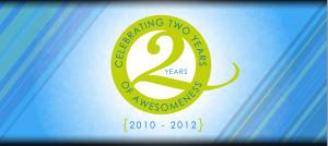 Year Anniversary!