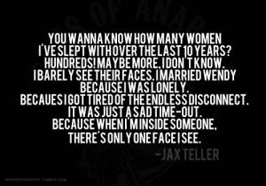 Jax Teller Quotes