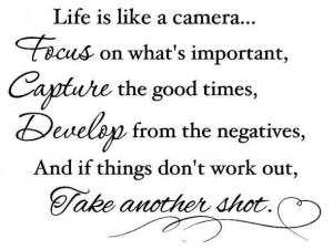 Capture the Moment!!