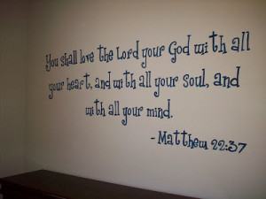 Bible Verses I love